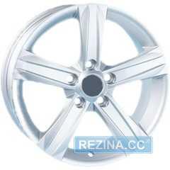 Купить REPLICA A F 1113 S R16 W6.5 PCD5x110 ET37 DIA65.1
