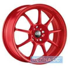 Купить OZ ALLEGGERITA HLT 4F RED R17 W7 PCD4x100 ET30 DIA68