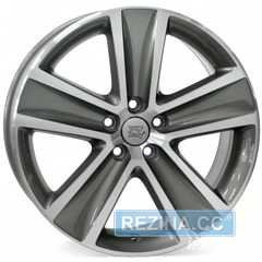 Купить WSP ITALY CROSS W463 ANTHRACITE POLISHED R16 W7 PCD5x100 ET46 DIA57.1