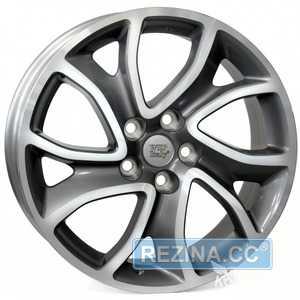 Купить WSP ITALY YONNE W3404 ANTRACITE POLISH R18 W7 PCD5x114.3 ET38 DIA67.1