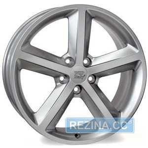 Купить WSP ITALY GEA AU66 W566 HYPER SILVER R18 W8 PCD5x112 ET47 DIA66.6
