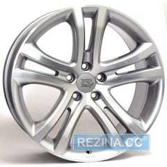Купить WSP ITALY TIGUAN Vulcano VO55 W455 SILVER POLISHED R19 W9 PCD5x112 ET33 DIA57.1