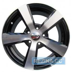 Купить DISLA 603 BD R16 W7 PCD5x114.3 ET38 DIA67.1