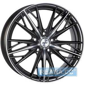 Купить KOSEI Seneka MZ HB R17 W7 PCD5x108 ET38 DIA73.1