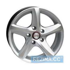 Купить RS WHEELS Wheels 5193TL HS R14 W6 PCD4x98 ET38 DIA58.6