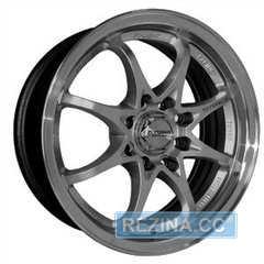 Купить KYOWA KR206 HPB R14 W6 PCD4x98/100 ET38 DIA67.1