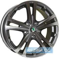 Купить TRW Z616 DGMF R15 W6 PCD5x112 ET47 DIA57.1