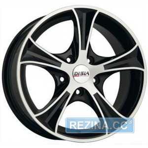 Купить DISLA Luxury 406 BD R14 W6 PCD4x100 ET37 DIA67.1