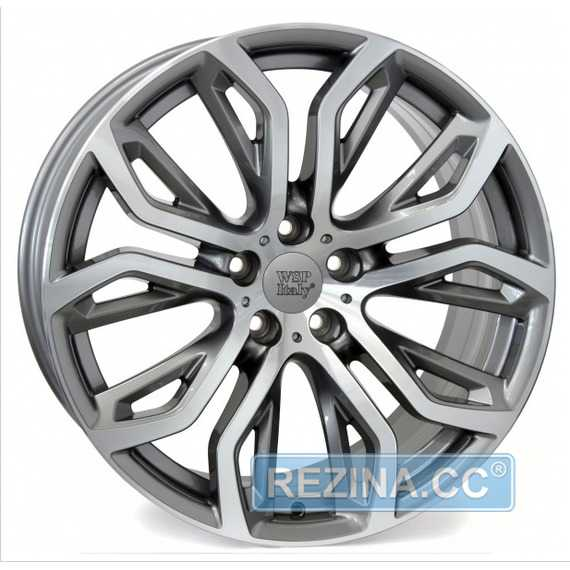 Купить WSP ITALY EVEREST BB76 W676 ANT. POLISHED R20 W10 PCD5x120 ET40 DIA74.1