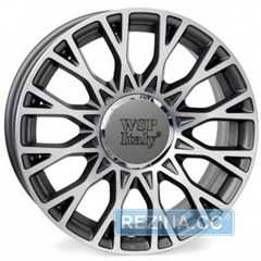 WSP ITALY Grace W162 Anthracite Polished - rezina.cc