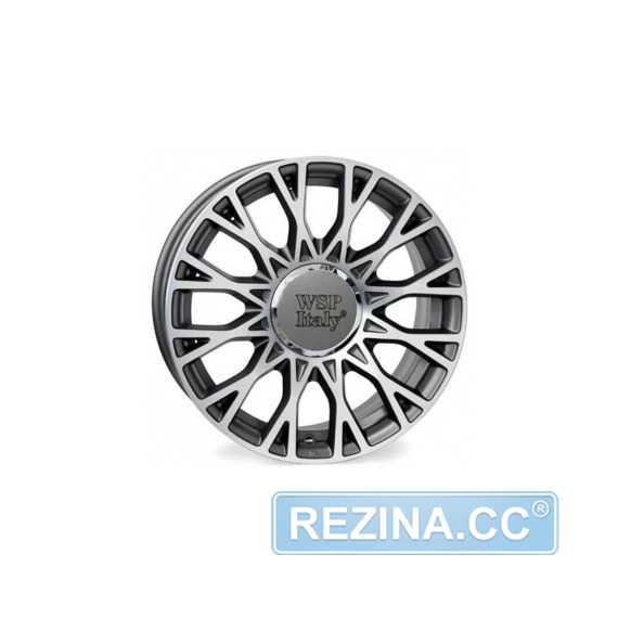 WSP ITALY Grace W162 Anthracite Polished - rezina.cc