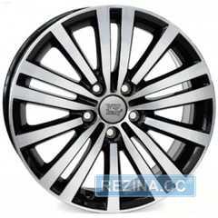 WSP ITALY Altair W462 Glossy Black Polished - rezina.cc