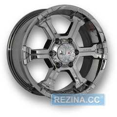 Купить MI-TECH MK 36 Spatering R17 W8 PCD6x139.7 ET25 DIA106.2