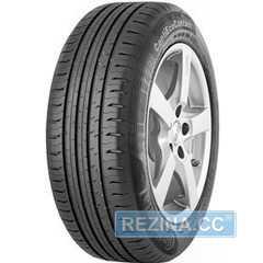 Купить Летняя шина CONTINENTAL ContiEcoContact 5 215/60R17 96V