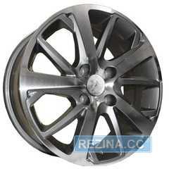 Купить TRW Z1039 DGMF R16 W6.5 PCD4x108 ET31 DIA65.1