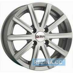 Купить DISLA Baretta 405 S R14 W6 PCD4x100 ET37 DIA67.1