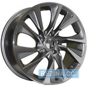 Купить TRW Z1011 DGMF R17 W7.5 PCD4x108 ET25 DIA65.1