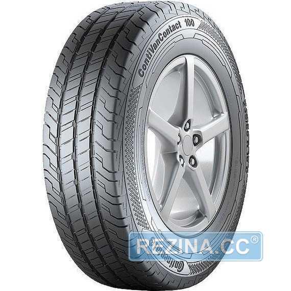 Купить Летняя шина CONTINENTAL ContiVanContact 100 225/65R16C 112/110R