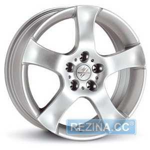 Купить FONDMETAL 7200 Metallic Silver R15 W6.5 PCD5x112 ET48 DIA57.1