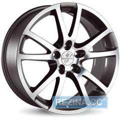 Купить FONDMETAL 7400 Titanium Polished R16 W7 PCD5x114.3 ET35 DIA67.1