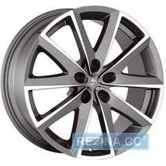 Купить FONDMETAL 7600 Titanium Polished R16 W7 PCD5x108 ET35 DIA58.1