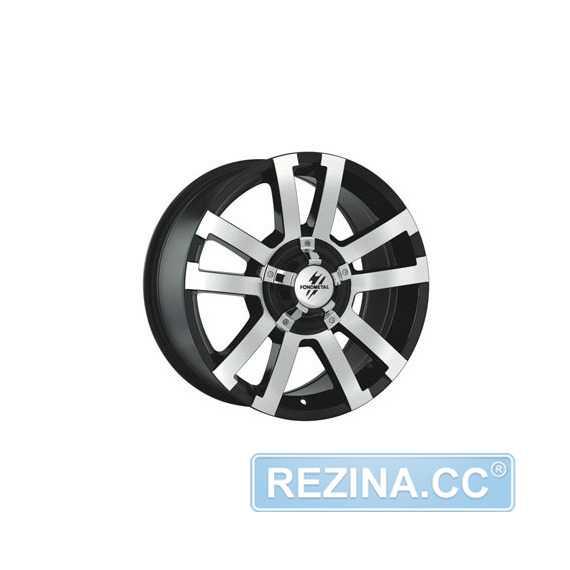FONDMETAL 7700 Black polished - rezina.cc