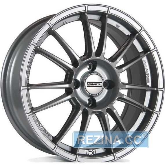 FONDMETAL 9RR Silver - rezina.cc