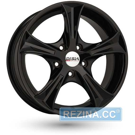 Купить DISLA Luxury 406 Black R14 W6 PCD4x98 ET37 DIA67.1