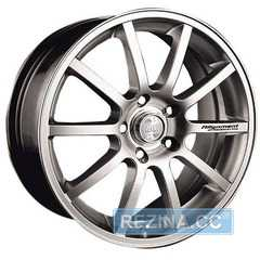 Купить RW (RACING WHEELS) H-286 HS R16 W6.5 PCD5x112 ET50 DIA66.6