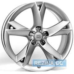 Купить WSP ITALY Potenza AU58 W558 HYPER SILVER R18 W8.5 PCD5x112 ET45 DIA66.6