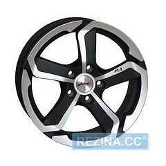 Купить RS WHEELS Wheels 5158TL MCB R18 W8 PCD5x130 ET50 DIA71.6