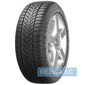 Купить Зимняя шина DUNLOP SP Winter Sport 4D 255/55R18 109H