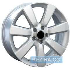 Купить REPLICA BKR 458 Silv R16 W7 PCD4x114.3 ET45 DIA56.6