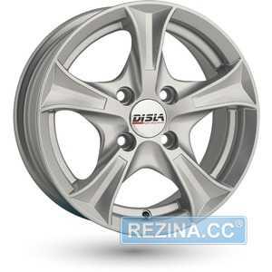 Купить DISLA Luxury 506 SD R15 W6.5 PCD4x108 ET35 DIA67.1