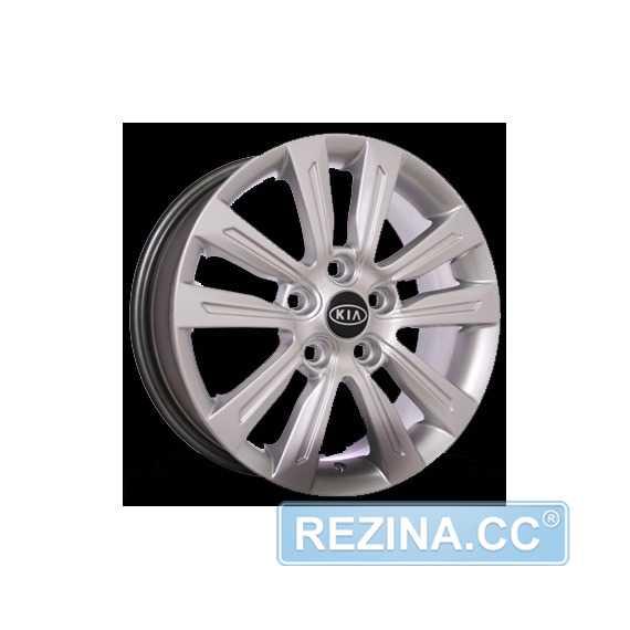 REPLICA Kia AR 376 Silver - rezina.cc