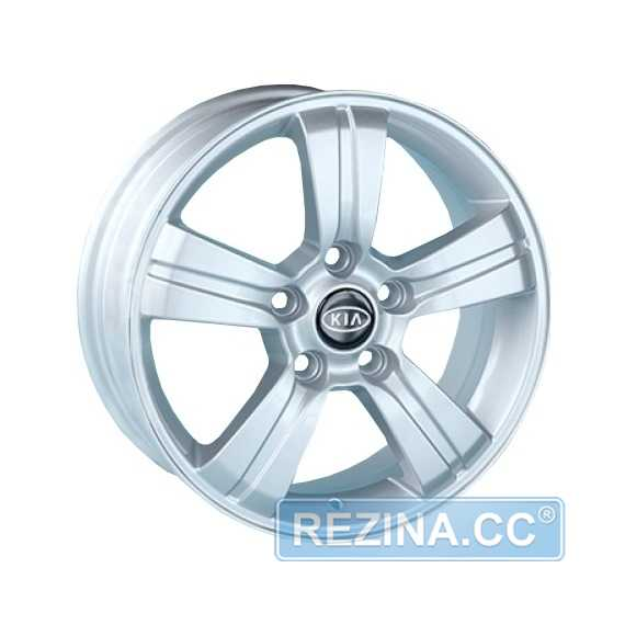 REPLICA Kia AF 7575 Silver - rezina.cc