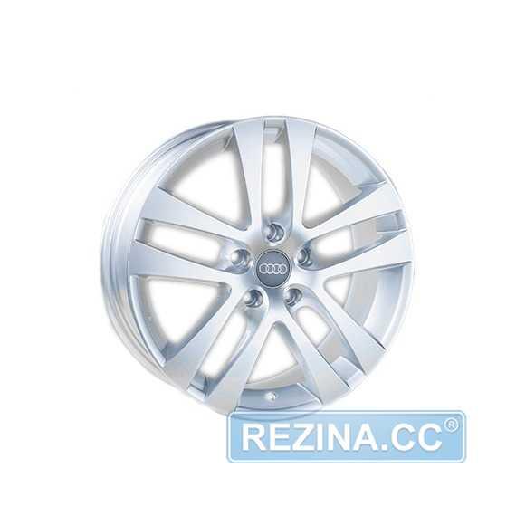 REPLICA AUDI JT 1265 Siver - rezina.cc
