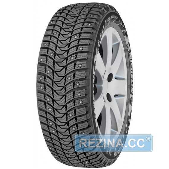 Купить Зимняя шина MICHELIN X-ICE NORTH XIN3 205/55R16 94T (Шип)