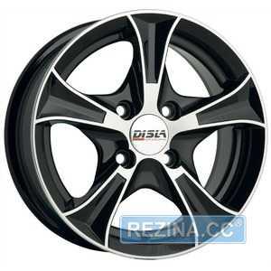 Купить DISLA LUXURY 506 BD R15 W6.5 PCD4x108 ET35 DIA67.1