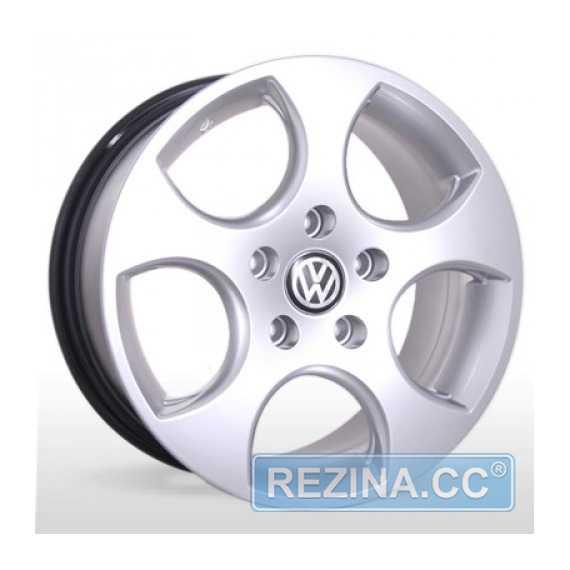 REPLICA Volkswagen AR 163 Silver - rezina.cc