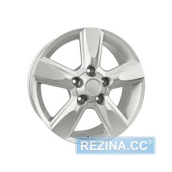 Replica Toyota A 565 Silver - rezina.cc