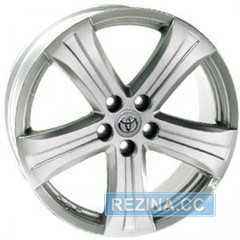 Купить REPLICA Toyota AR 398 Silver R19 W7.5 PCD5x114.3 ET35 DIA60.1