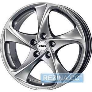 Купить RIAL CATANIA Sterling Silver R18 W8.5 PCD5x114.3 ET45 DIA70.1
