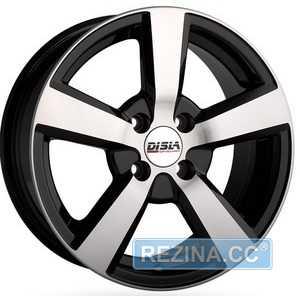 Купить DISLA MFS 503 FORMULA BD R15 W6.5 PCD4x100 ET35 DIA72.6