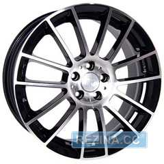 RW (RACING WHEELS) H408 BKF/P - rezina.cc