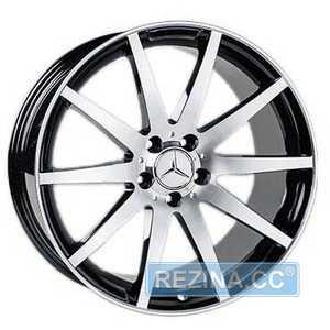 Купить REPLICA Mercedes A789 MB R19 W9.5 PCD5x112 ET35 DIA66.6