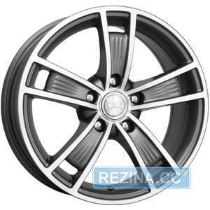 Купить RAPID Диксон-оригинал (Алмаз графит) R16 W7 PCD5x120 ET20 DIA72.6