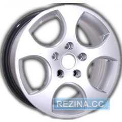 Купить REPLICA Skoda AR163 S R16 W7 PCD5x100 ET35 DIA57.1