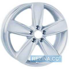 Купить REPLICA Skoda A014 S R17 W7 PCD5x100 ET40 DIA57.1