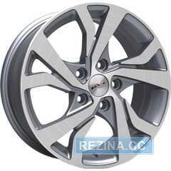 Купить RS WHEELS 787 MG R15 W6.5 PCD5x114.3 ET38 DIA67.1